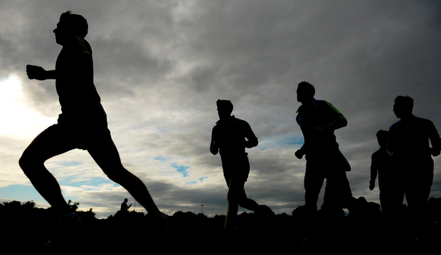 With a background as a sprinter, Flanagan reiterates his old line that slow running promotes players who are good at running slower' Photo: Sam Barnes/Sportsfile