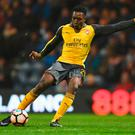 Danny Welbeck's return adds more firepower to Arsenal's talent-laden forward line. Photo: Michael Regan/Getty Images