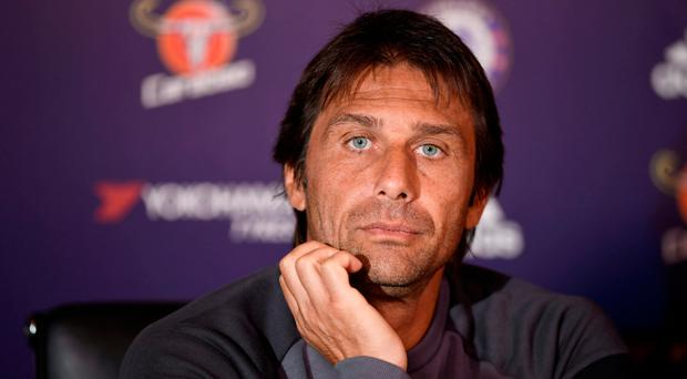 Chelsea manager Antonio Conte . Photo: Tony O'Brien/Reuters