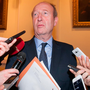 Communication: Transport Minister Shane Ross Photo: Gareth Chaney Collins