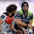 Connacht beat Toulouse narrowly earlier in the pool stages