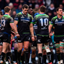 Craig Ronaldson and his Connacht team-mates after conceding a third try
