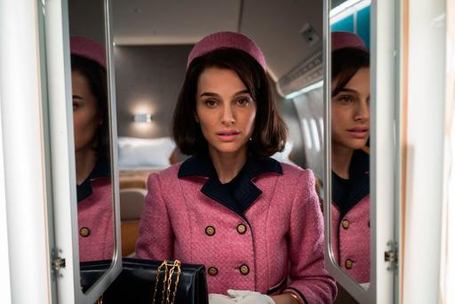 Natalie Portman is hypnotic as America's most famous First Lady in the astounding biopic Jackie