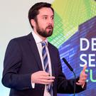 Eoghan Murphy is Minister for International Financial Services and chair of the IFS2020 Joint Committee. Photo: Naoise Culhane