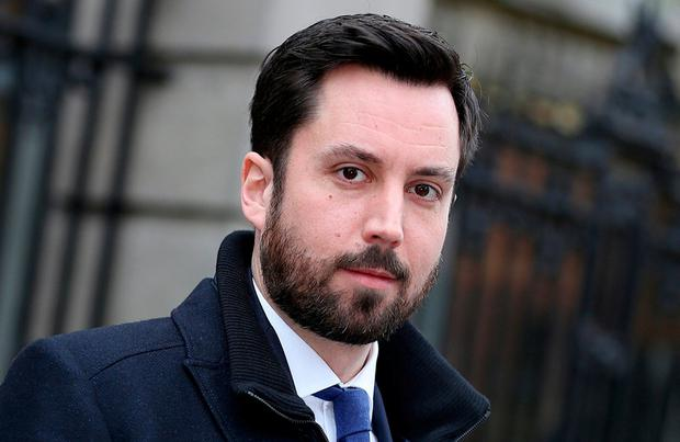 The Junior Finance Minister Eoghan Murphy. Photo: Tom Burke