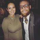 Dee Devlin and Conor McGregor in House, Dublin. Picture: Instagram