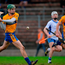 Ben O'Gorman of Clare shoots to score his side's second goal