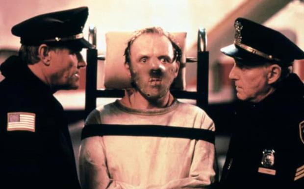 British actor Anthony Hopkins was cast in The Silence of the Lambs