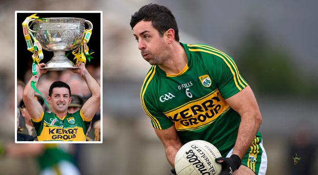 Aidan O'Mahony has called time on his inter county career