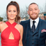 Ireland's most bankable stars for sponsors include Conor McGregor, pictured with partner Dee Devlin. Photo: Brian McEvoy