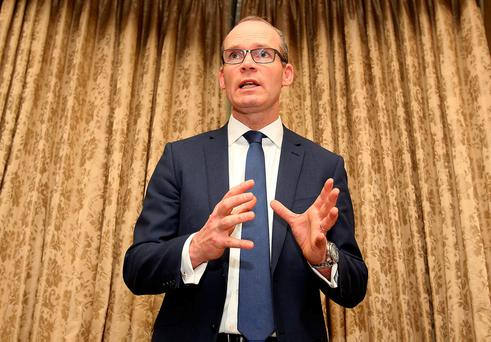 Mr Coveney has agreed sweeping changes to the system of councillors' pay. Photo: Tom Burke