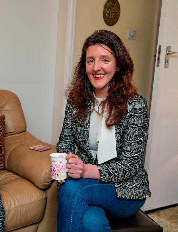 Saoirse Sheridan, founder of elderhomeshare.ie. Photo: Arthur Carron