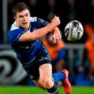 Luke McGrath can make the step-up to international level, according to Leinster senior coach Stuart Lancaster. Photo: Matt Browne/Sportsfile