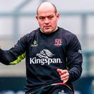 Ulster's Rory Best. Photo: John Dickson/Sportsfile