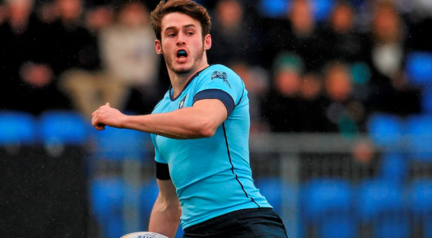 Jack Kelly is one of 14 Leinster players named in head coach Nigel Carolan's squad. Photo: Sam Barnes / Sportsfile