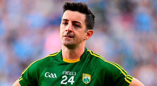Kerry's Aidan O'Mahony has retired. Photo: Brendan Moran/Sportsfile