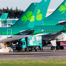 Two Aer Lingus employees have been charged in connection with the people-smuggling claims. Photo: Colin O'Riordan