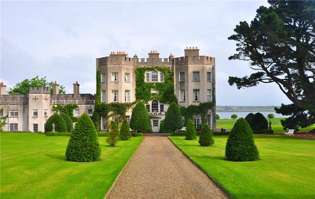 Glin Castle in Co Limerick Photo: Sherry Fitzgerald
