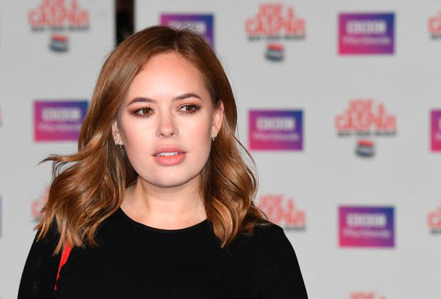 Tanya Burr attends the UK Premiere of