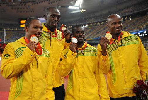 Image result for International Olympic Committee on whether Jamaica are to be disqualified