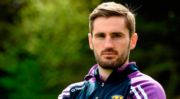"""Malone: """"I can't say enough good about Seamus and it's a brilliant set-up. We have two really positive managers and the hurlers and footballers all train together up in Ferns."""