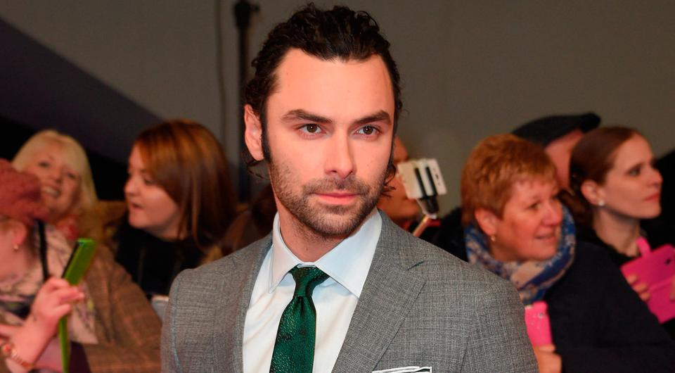 Aidan Turner attends the National Television Awards on January 25, 2017 in London, United Kingdom. (Photo by Anthony Harvey/Getty Images)