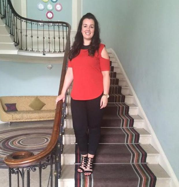 Orla discovered she had a lump in her breast after watching a breast cancer awareness episode of TOWIE