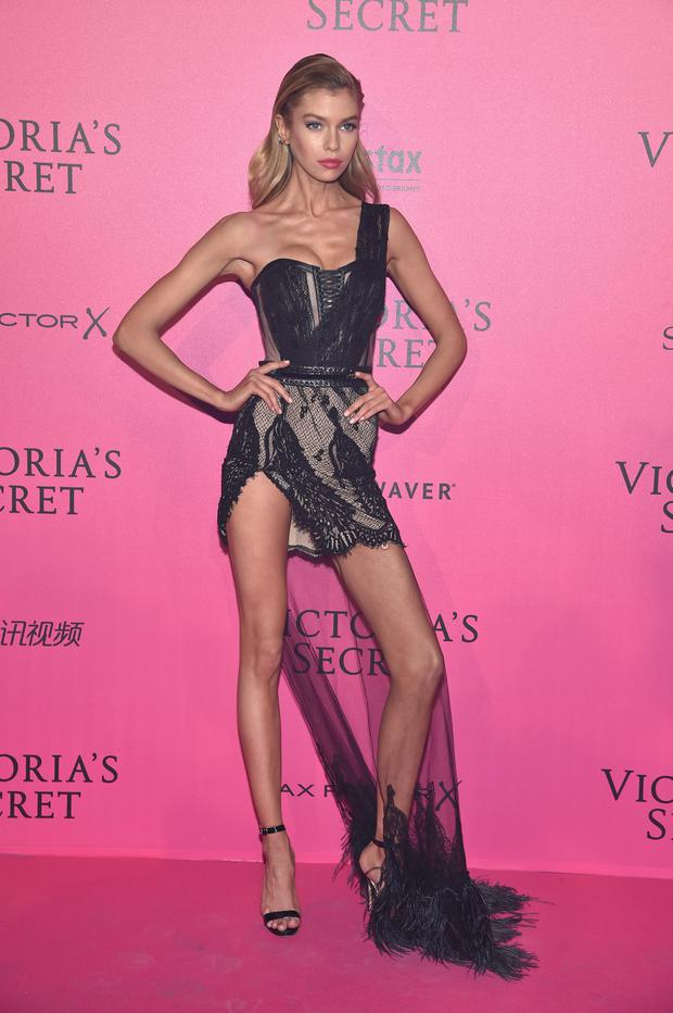 Stella Maxwell attends the 2016 Victoria's Secret Fashion Show after party on November 30, 2016 in Paris, France. (Photo by Pascal Le Segretain/Getty Images for Victoria's Secret)