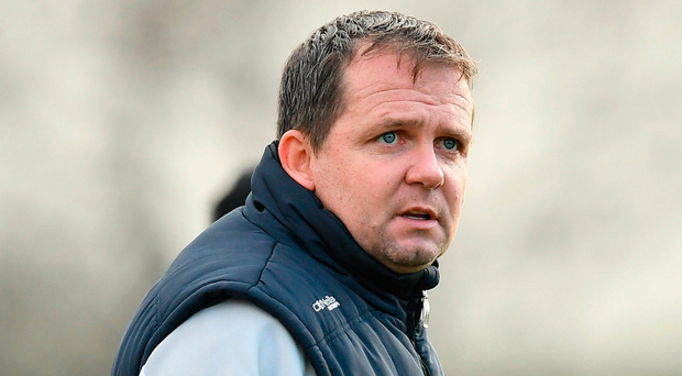 Wexford manager Davy Fitzgerald Photo by Ramsey Cardy/Sportsfile