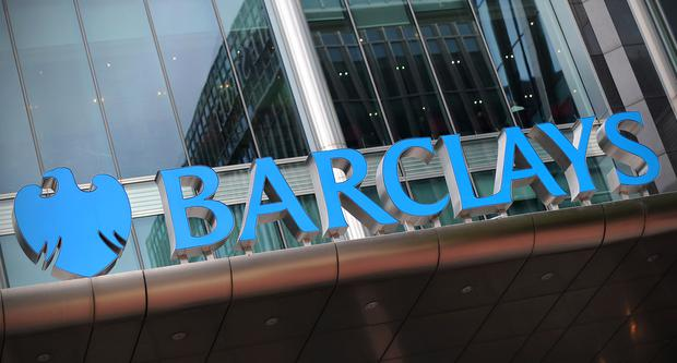 Barclays has reportedly chosen Dublin as the location for its main EU hub if UK banks lose easy access to the European market. Photo: AFP/GettyImages