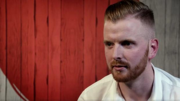 Brian Óg was stood up on First Dates