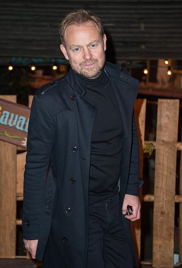 Jason Donovan attends the Winter Wonderland VIP opening at Hyde Park on November 20, 2014 in London, England. (Photo by Ian Gavan/Getty Images)