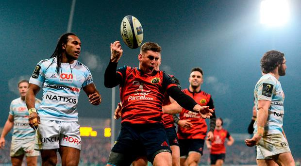 Munster and Leinster will play on April 1