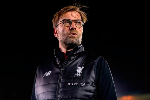 Klopp's mixed messages from EFL Cup semi-final defeat