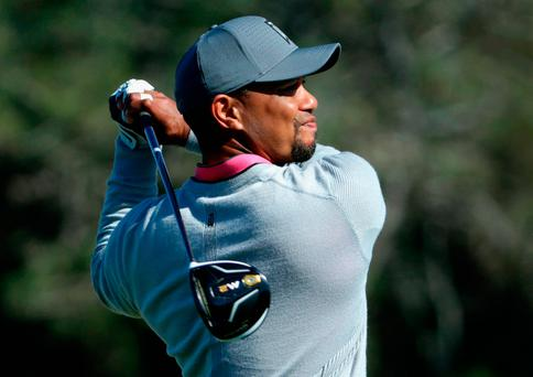 Tiger 'fights tail off', slumps to opening 76 at Torrey