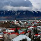 The Icelandic capital Reykjavik. Photo: Getty