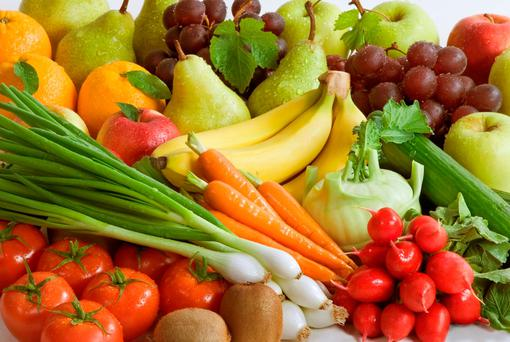 Fruit and veg are full of vitamin A, which prevents dementia