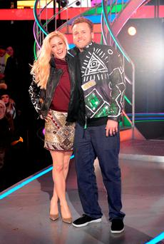 Heidi and Spencer Pratt Credit: Channel 5/PA Wire