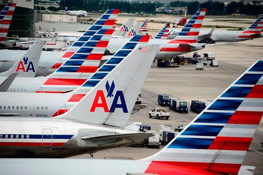The airline said growth in the cost measure would slow through the rest of 2017. File photo: AFP/Getty
