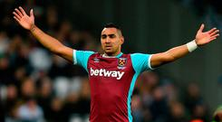 'The clubs are the ones with control. If the players had control West Ham's Dimitri Payet would have already played for Marseille.' Photo: Daniel Hambury/PA Wire