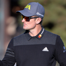 US Masters invitee and Olympic gold medallist Justin Rose
