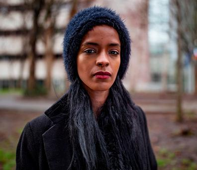 Sahar Ali, who is originally from Sudan. Photo: Arthur Carron
