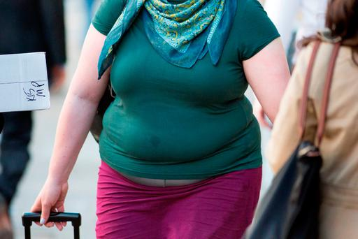 'Fat-shaming' to motivate weight loss has reverse effect. Stock photo: PA