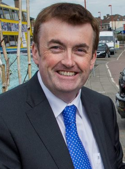 Dublin South West TD Colm Brophy. Photo: Douglas O'Connor