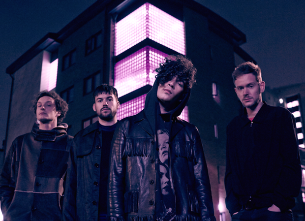 The 1975 are heading to Ireland for a summer gig