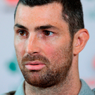 Rob Kearney: 'I've been involved in campaigns where, because you've no Test at the end of the week, everyone just takes the foot off the gas a little bit and you're just doing enough to get by, whereas last week we got good work done and made some good gains to put us in a good position for this week' Photo: Seb Daly/Sportsfile
