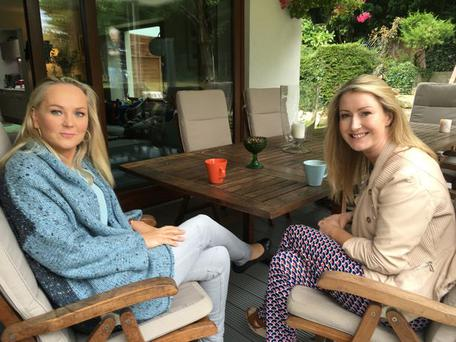 Dr Eva and Andrea Hayes - Medication Nation on RTE