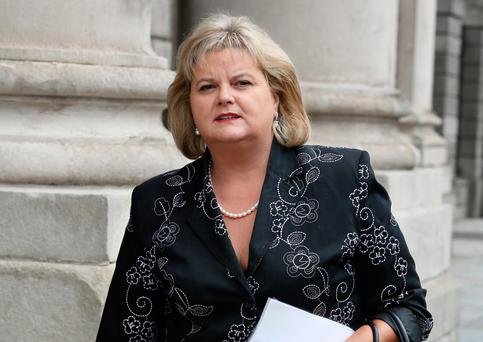 Ms Kerins had claimed 'bullying, harassment and persecution' led by members of the PAC during two committee hearings forced her to attempt suicide. Photo: Collins Courts