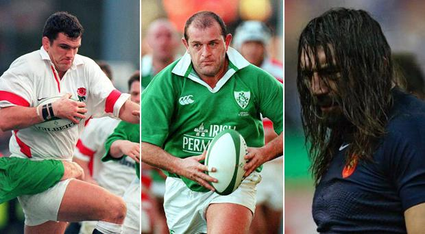 Martin Johnson, Peter Clohessy and Sebastian Chabal were obvious candidates for the list