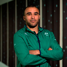 Simon Zebo. Photo: Seb Daly/Sportsfile